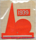 Baseball 1938 Year Vintage Sports Patches