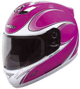 Icon Kitty Helmet. (Small Size)