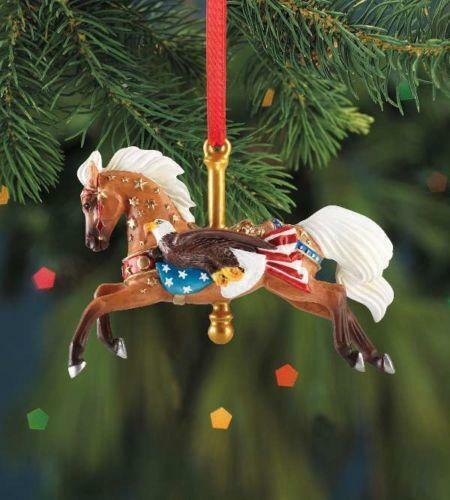 Christmas Tree Ornaments Horse: Breyer Christmas Ornaments