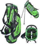 Green Golf Bag