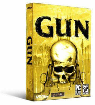 Computer Games - Gun PC Games Windows 10 8 7 XP Computer wild west western fps shooter