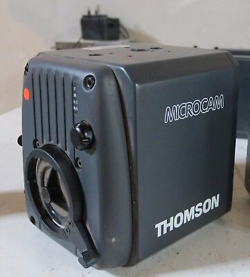 Thomson 1657D microcam dapter with 1657D 16:9 pal CCD block installed.