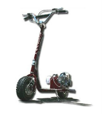 Gas Scooters - All Terrain Scooter