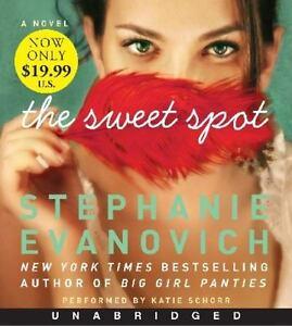 THE SWEET SPOT unabridged audio book on CD by STEPHANIE EVANOVICH