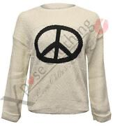 Peace Sign Jumper