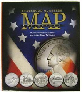 State Quarter Map | eBay on