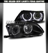 BMW E46 Halo Headlights