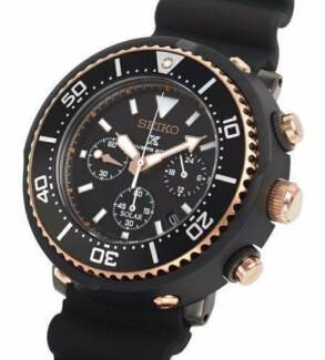 Seiko SBDL038 Prospex Tuna Diver Scuba Chronograph Limited Editio