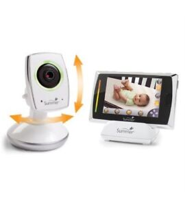 Summer Infant Baby Touch Wi-Fi Video Monitor and Internet Viewin