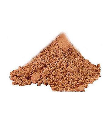 DARK WARM Mineral Makeup Foundation Bare Natural 10g Refil Bag Pure Minerals...