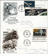 Moon Landing First Day Cover