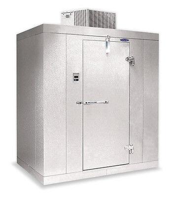 Nor-lake Klf8768-c Walk In Freezer 6x 8x 87 Indoor -10f W Floor