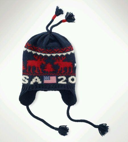 64f1ab9d0 Polo Olympic Hat
