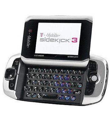 T Mobile Sidekick 3 Danger Gsm Cell Phone Pv200 Sharp For Callstxt Simple Mobile