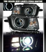 2012 Camaro Headlights