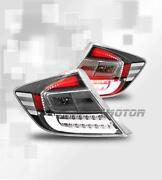2012 Honda Civic Tail Lights
