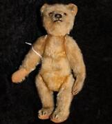 Vintage Jointed Mohair Bear