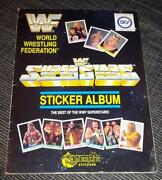 WWF Sticker Album