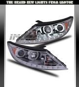 2012 Kia Sportage Headlight