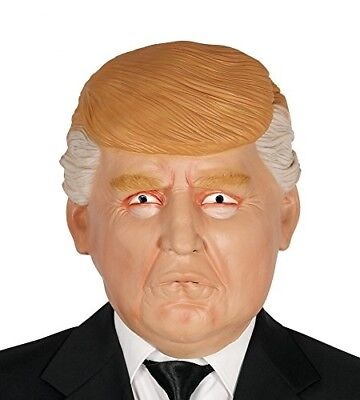 MASCHERA LATTICE Donald Trump Preseidente USA elezioni 2017 obama