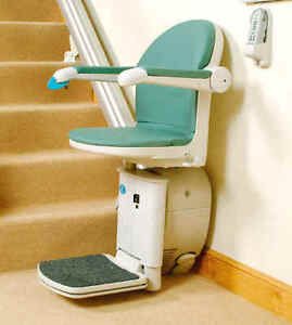 In home stair lift