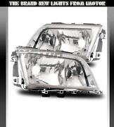 W202 Headlight