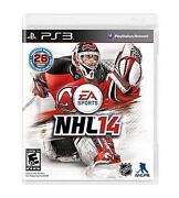NHL Hockey Game