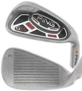 Ping G15 Irons Orange Dot
