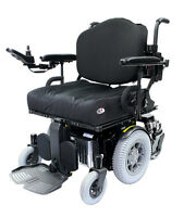 quickie experience xcel power wheelchair for sale up