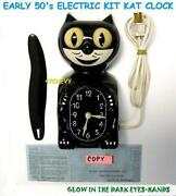 Vintage Kit Cat Clock