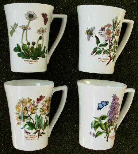 Portmeirion Botanic Garden Mug Ebay