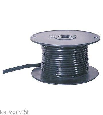 Sea Gull Lighting Ambiance LX Track Lighting 25 Feet Cable in Black (12 Ambiance Track Lighting)