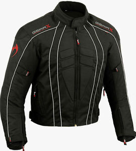 DryLite-Motorbike-Motorcycle-Jacket-Wind-Waterproof-CE-Armours-All-sizes