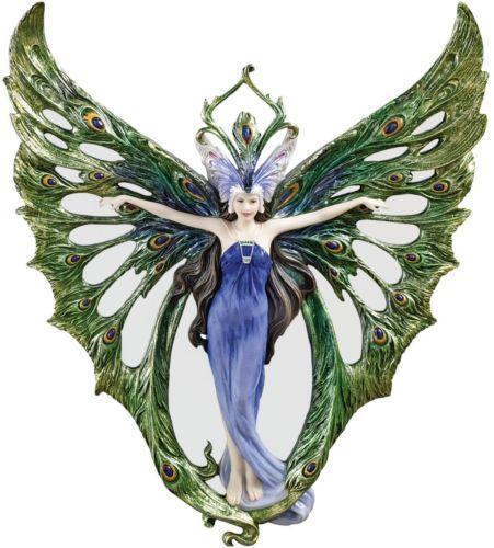 Art Nouveau Wall Mirror Ebay