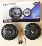 Peugeot 206 Speakers