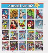 Super Hero Stamps