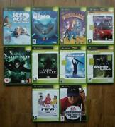 Original Xbox Games Bundle