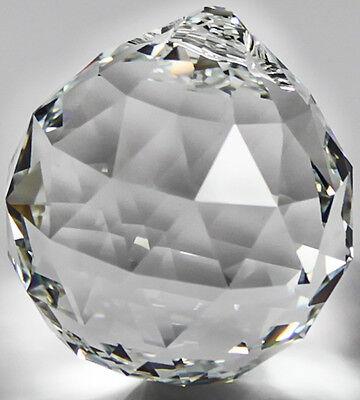 Kristall Glas Kugel 30mm SPECTRA® CRYSTAL von Swarovski Feng Shui Deko Ornament Glaskugel Ornament