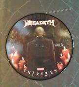 Megadeth LP