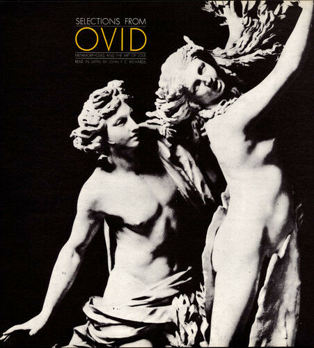John F.c. Richards - Selections From Ovid: Metamorphoses [new Cd]