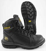 Caterpillar Boots Steel Toe