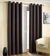 Eyelet Thermal Curtains