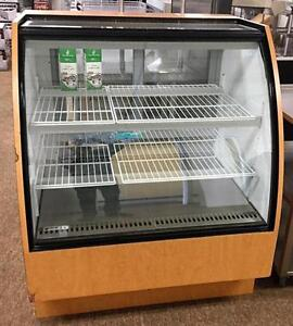 "QBD 39"" WIDE REFRIGERATED DISPLAY CASE - FREE SHIPPING"