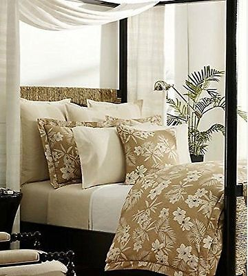 NIP Ralph Lauren Haluna Bay Floral Full/Queen Duvet Cover & Shams Set 3pc Bay Duvet Cover Set