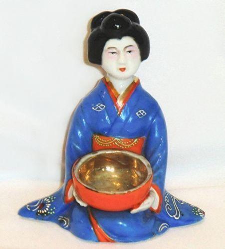 Geisha Statue Ebay