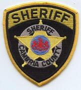 Pennsylvania Sheriff Patches