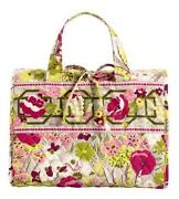 Vera Bradley Make Me Blush Cosmetic
