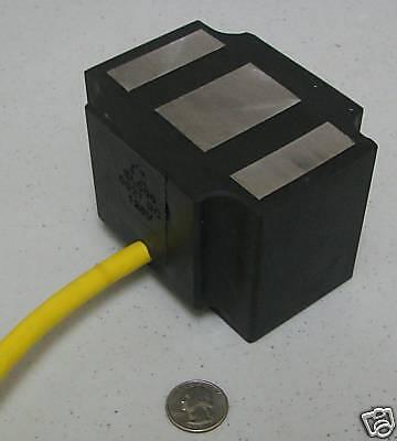 Vibratory Feeder Bowl Coilelectromagnet Heic Hendricks Engineering Elc06-0027