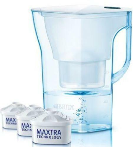 brita water filter jug ebay. Black Bedroom Furniture Sets. Home Design Ideas