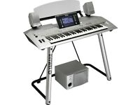 YAMAHA TYROS 2 KEYBOARD With All Accessories